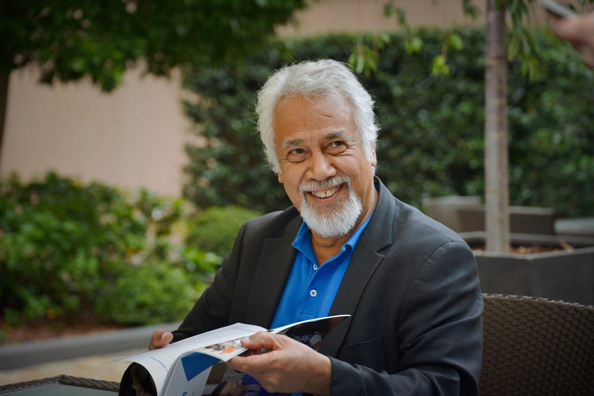 Excellency Xanana Gusmao