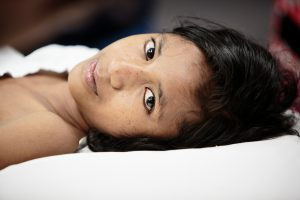 Arminda and Maria's surgery - photo credit Mat Lynn
