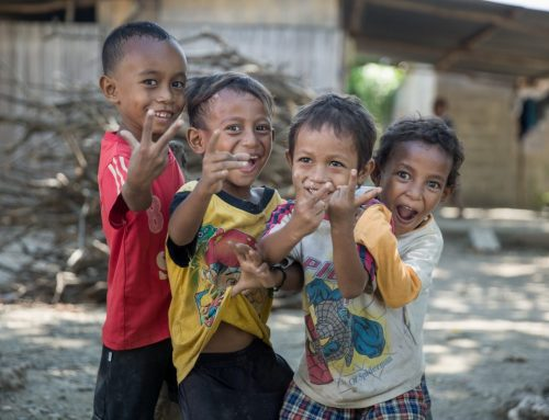 Saluting our friends in Timor-Leste