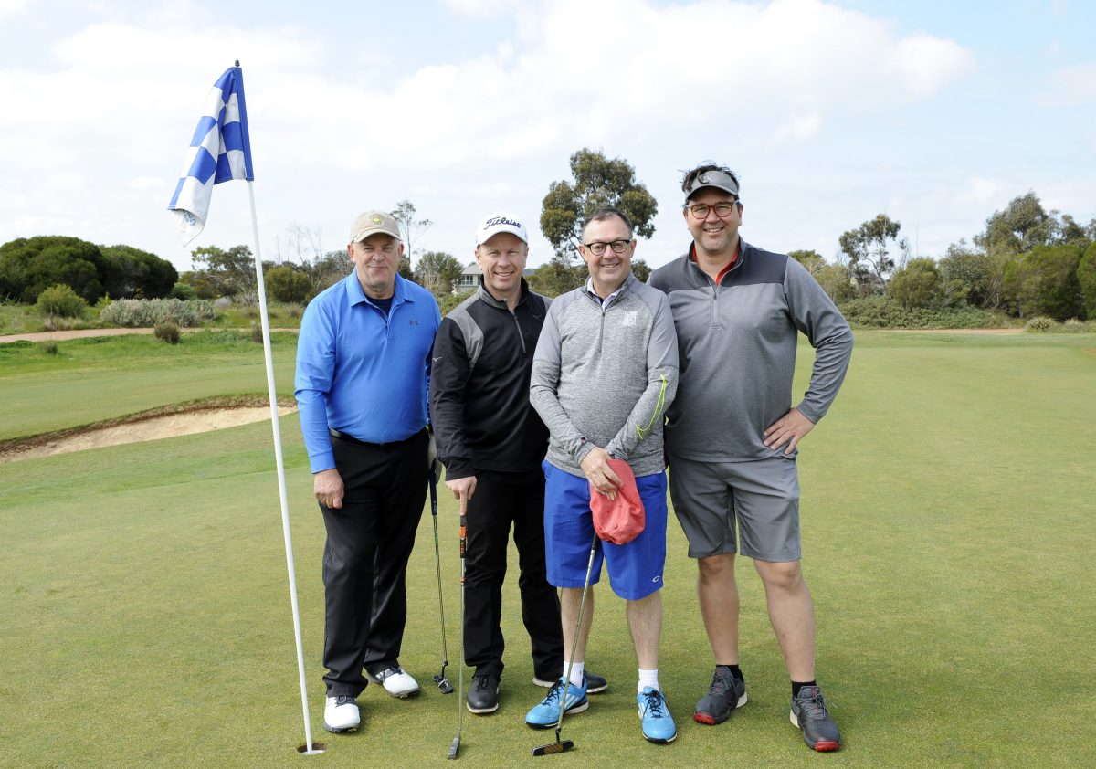 2019 golf day by Daniel Mendelbaum