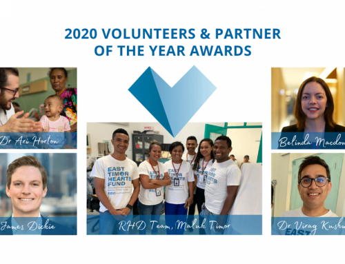 2020 annual Supporter event and inaugural awards